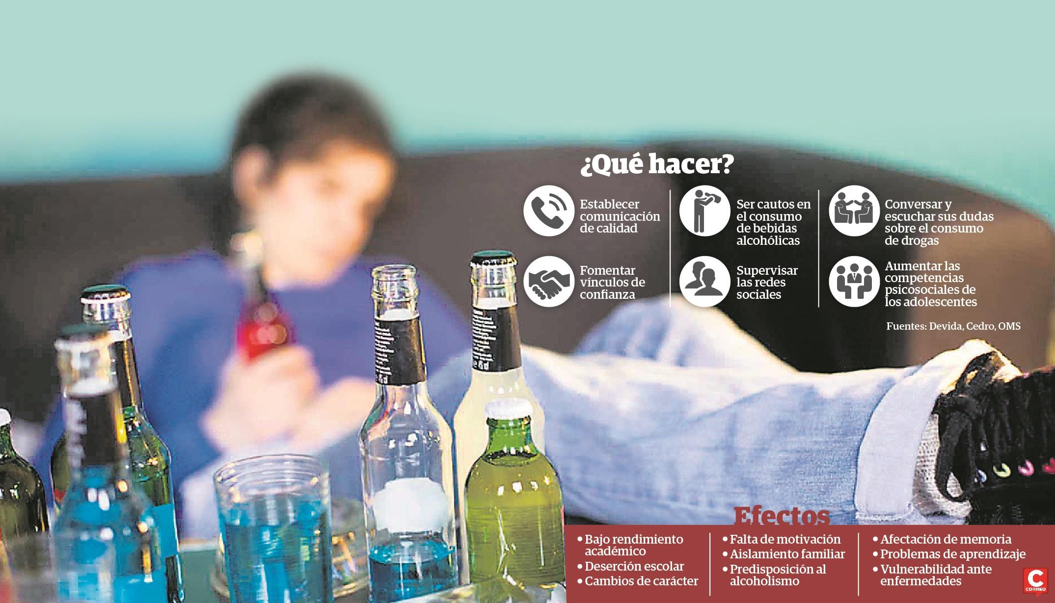 Como curaba al marido del alcoholismo