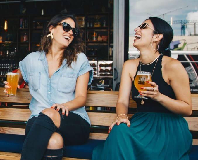 Alcohol en mujeres